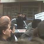 policia nacional grabando concentracion stopdesahucios luisa carabanchel