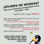 taller software libre - universidad popular carabanchel
