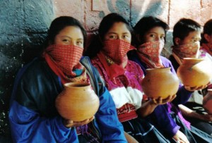 movimientos zapatistas