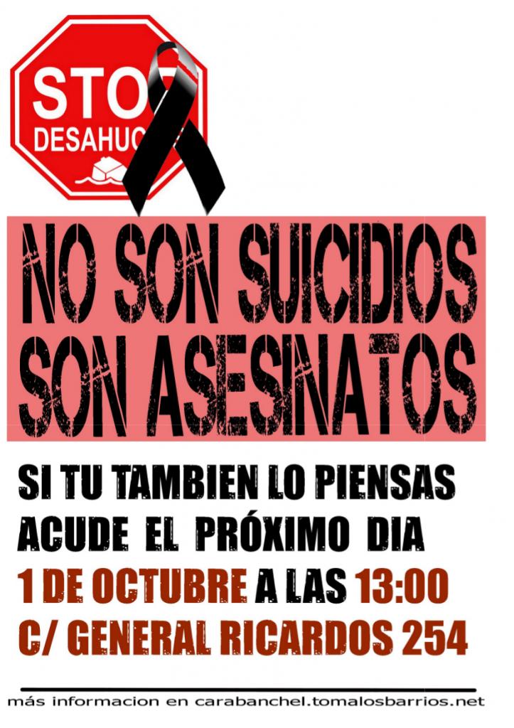 No son suicidios son asesinatos-1