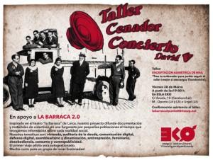 Cartel Cafeta Mandril