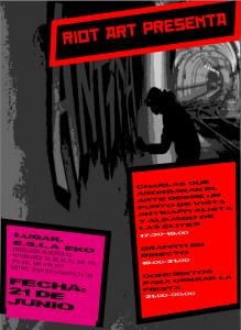 cartel riot art eko