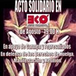 acto solidario eko