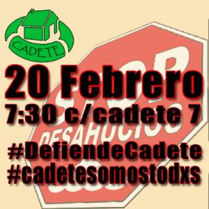 cartel_redesociales_stopdesahucio_cadete