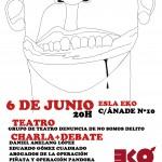 cartel 6 junio eko