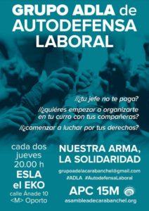 Grupo de AutoDefensa Laboral (ADLA)