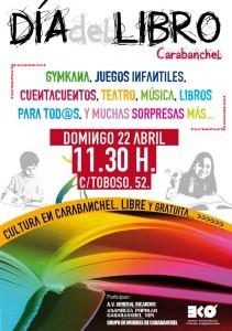 Día del Libro 22 de abril