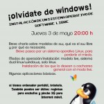taller software libre - universidad popular carabanchel